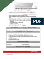 Fmw Nomination Form Soa Bpm Aia 359956