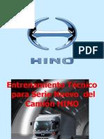Motor HINO J08E - Diagnóstico