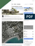HIC Arquitectura » Joaquim Bosch  Centro Integral de Neurorehabilitación en Tarragona