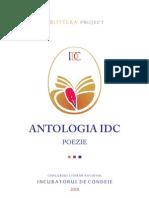 Antologia Idc - Poezie