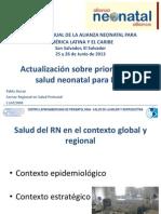 Actualización sobre prioridades en salud neonatal para LAC_Pablo_Duran