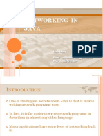 Java Networking pdf