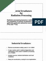 Irradiadores industriales para el proceso de irradiación.pdf