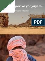 0 La vida nómada de los Tuareg de Algeria en el desierto del Sahara, con sus penurias y sus bellezas