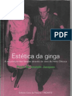 Estética da Ginga (1a edição)