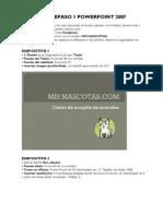 Ejercicio1 PowerPoint 2007