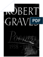Robert Graves--Poems 1938 to 1945