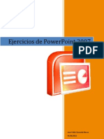 Libro Ejer Cici Os Powerpoint 2007