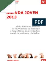 Agenda Joven Jrsf 2013