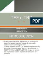 TEF o TRP