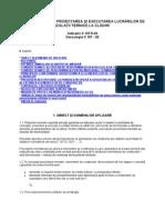 normativ C 107-0-02 Izolatii Termice