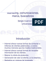Marketring Comunicaciones Marca MBA 2011