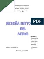Historia SEPAD