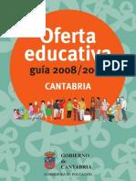 Oferta Educativa 08-09