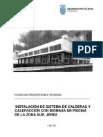Biomasa edificios