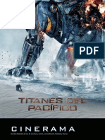 Titanes del Pacifico - Revista Cinerama