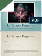 La Terapia Regresiva