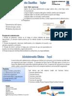 Administración científica, clásica, humanista y teórica.pdf