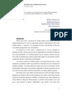 La dinámica en el espacio social desde la Teoría de Campo de Pierre Bourdieu.El caso del movimiento UniDHos en la ciudad de Córdoba