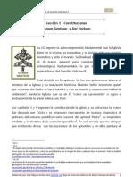 03 - Constituciones I - Lumen Gentium  y Dei Verbum.pdf