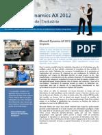 MicrosoftDynamicsAX2012 Industrie Nov2011 A4-FR