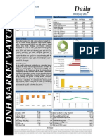 Market Watch Daily 05.07.2013 DNH