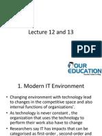 Modern IT Environment