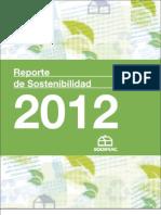 Reporte Sodimac 2012