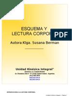 Esquema y Lectura Corporal (Kinesia)