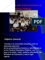 Manual de Educacion