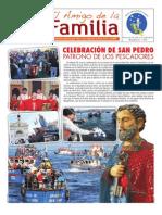 EL AMIGO DE LA FAMILIA domingo 7 julio 2013.