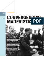Krauze.- Convergencias Maderistas