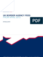 Naturalisation Fees