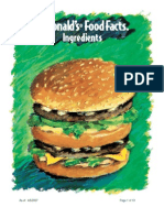 Food Facts Ingredients EnGLISH pakistan