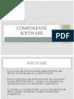 Componente Software_UNIDAD II