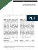 Democracia, Jurisdição Constitucional e Presidencialismo de Coalizão.pdf