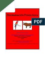 Discriminacion Auditiva Pares Minimos