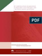 Questions CFP