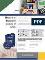 LabelMark Software 5 Brochure