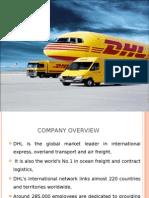 DHL STRATEGIC MANAGEMENT