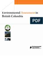 Enviro Law Center_EA-IN-BC_Nov2010.pdf