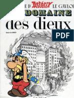 17 - Asterix Le Domaine Des Dieux