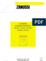 Zanussi Fa868