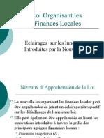 La Nouvelle Loi Organisant Les Finances Locales Marocaines...par Salah Benyoussef