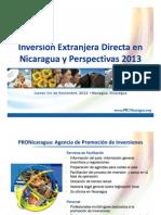 Presentacion PRONicaragua - Copia