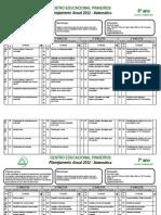 Planejamento 2012 - Matemática