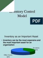 Inventory Models (1)
