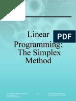 Linear Programming _Simplex (1)