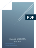 Manual CrystalReports