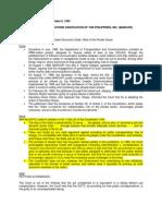 Marine Radio Comm'n Assoc'n vs. Reyes, 191 SCRA 205.docx